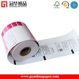 SGS impresos rollos de papel térmico