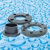 Acessórios de PVC para abastecimento de água com junta de solvente