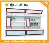 Zuverlässiges Leistungs-Metalldraht-Bildschirmanzeige-Regal für Supermarkt