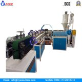 PVC 강철 나선에 의하여 강화되는 호스 생산 라인 또는 만들기 기계