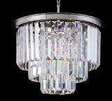 Lâmpada de lustre de cristal redondo clássico (WHG-630)