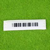 Étiquette intense blanche de système de la colle 58kHz AM