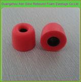 Медленная пена Eartips памяти отскока для цвета таможни пользы наушника