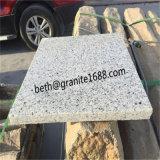 カシミールの白い花こう岩の安い花こう岩の平板の灰色/白い花こう岩
