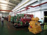 генератор газа коксовой печи 4X600kw