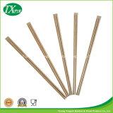 Chopsticks de bambu carbonizados na cor de Brown