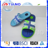 Deslizadores de los niños del lado del PVC de la alta calidad (TNK24921)