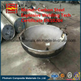 Cabeça Elipsoidal Revestida De Aço De Titânio Para Trocador De Calor De Vaso De Pressão