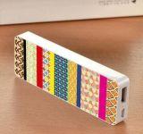 5000mAh batería externa portátil USB de polímero de alimentación externa para el teléfono celular