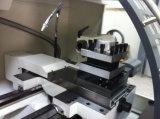 Lathe CNC верхнего качества фабрики Китая с устройством для подачи балок Ck6150t