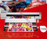 Impresora de inyección de tinta de gran formato con tintas de sublimación
