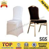 上品な鋼鉄宴会のスタック可能椅子