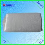 Serviette de papier de vente en gros d'usine de la Chine serviette de dîner de 2 plis