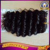 Onde Profond Hair Extension vierge Cheveux humains brésilien