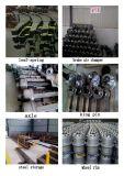 Remorque de cargaison de frontière de sécurité d'approvisionnement d'usine avec le panneau latéral et le bétail