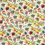Tsautop populaires de la vente de 1m/0,5 m de beaux motifs Cartoon dessins Film hydrographique PVA Film d'impression Transfert d'eau Hydro Film d'impression P227