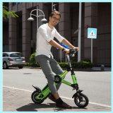 Faltendes grüne Energien-elektrisches Fahrrad-elektrisches Fahrrad schwanzloses 250W oder 350W