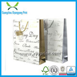 Customtalking Fancy Paper Gift Bag Colle pour sac en papier
