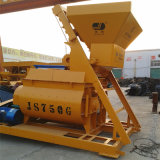 Máquina de hormigón de alta calidad JS750 Ready Mix hormigonera