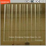 der 3-19mm Silkscreen-Druck/saure Ätzung/bereiften,/Muster-Ebene/verbogen ausgeglichenes/Hartglas für Hotel, Haupttür/Fenster/Dusche mit SGCC/Ce&CCC&ISO Bescheinigung