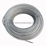 Arame trançado / Hot DIP Galvanized Stranded Wire / Wire Ropes
