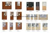 Gabinete de arquivo de madeira do escritório da mobília