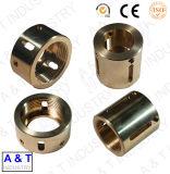 CNC die het Gesmede Aluminium van Delen/Messing/Roestvrij Staal machinaal bewerken het Machinaal bewerken van Delen