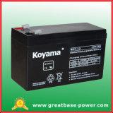 Alta Qualidade 7Ah 12V Bateria do Sistema de Alarme de Bateria de chumbo-ácido selada