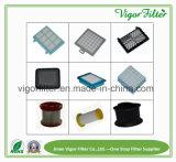 진공 청소기 Electrolux와 Oxy3 시스템을%s HEPA 필터