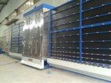 Lavage vertical en verre et machine de séchage avec le certificat de la CE