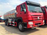 Le meilleur camion de vente de réservoir de stockage de pétrole de Sinotruk 6X4 pour l'Afrique
