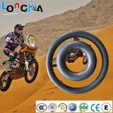 Firma comum da câmara de ar nenhuma câmara de ar interna entalhada da motocicleta para o pneu (110/90-16)