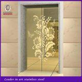 أبواب ونافذة [ستينلسّ ستيل] لوح [فولدينغ دوور] يجعل في الصين