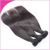 Перу в полной мере Cuticle прямых волос человека плетение волос