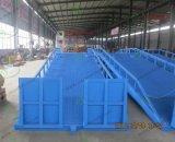 rampa mobile idraulica del bacino del contenitore 10T