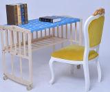 단단한 소나무 아기 침대 (M-X3016)