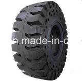 Pneu solide commercial d'OTR/outre du pneu de route/de pneu solide (16.00-25 18.00-25 23.5-25 29.5-25)
