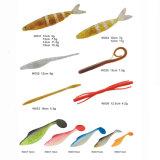 Richiamo morbido di pesca della vite senza fine brandnew poco costosa all'ingrosso di alta qualità
