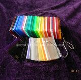 Hardcoated Palstic goot AcrylBlad voor Reclame en Decoratie