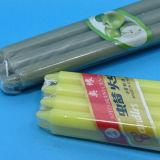 26g colorido Stick de cera de velas por parte /Vela para África