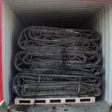ISO 14409 genehmigte niedrigen Preis/gekostete Qualität pneumatische Lieferung Gummistartende Marineheizschläuche