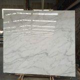 Из белого мрамора/Sicuan белого мрамора/Statuary белый/белым мраморным полом на стену/оболочка плитки