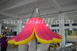 꽃 훈장 팽창식 풍선, 큰 LED 꽃 풍선 C2011