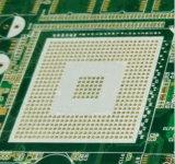 1.6mm 4L 안전 감시를 위한 다중층 금 핑거 회로판 PCB