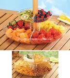 Acrílico de qualidade super frutas bandeja para venda