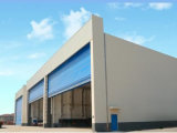 Struttura d'acciaio prefabbricata di /Warehouse del blocco per grafici del gruppo di lavoro portale della struttura d'acciaio