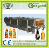 Tipo de pulverización de botella Esterilizador pasteurizador