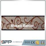 室内装飾の組合せカラー大理石のモザイクボーダー