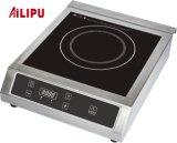 3500W Restaurante Uso Inoxidable de acero eléctrico de inducción eléctrica Cooktop