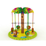 Indoor Playground Swing Battery Operated Kids Soft Play